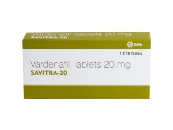 レビトラのジェネリック薬のサビトラ20mg