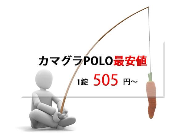カマグラPOLOの通販の価格